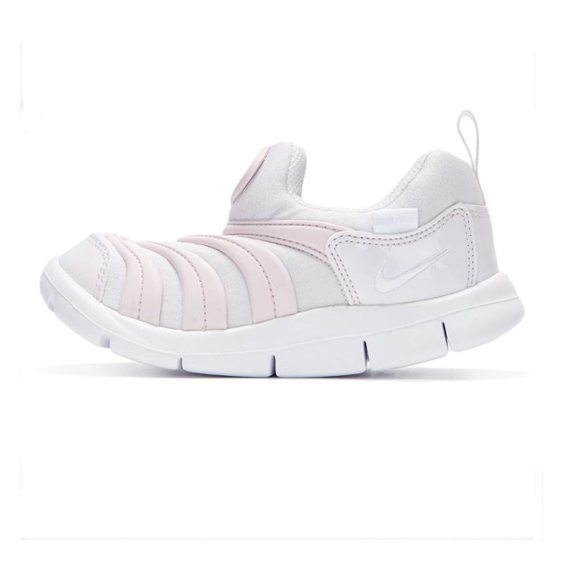 耐克NIKE 儿童 2021春季新款婴童小童休闲鞋跑步鞋透气轻便鞋子低帮缓震运动 343938-510