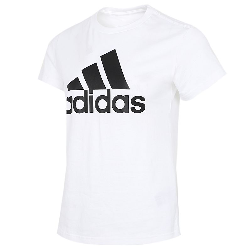 阿迪达斯ADIDAS 女子 2021夏季新品运动服跑步训练透气舒适休闲圆领短袖t恤 GL0649