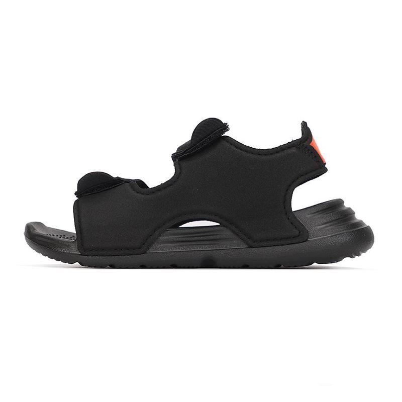阿迪达斯ADIDAS 儿童  2021夏季新品魔术贴休闲小童婴童运动鞋舒适透气凉鞋 FY8064
