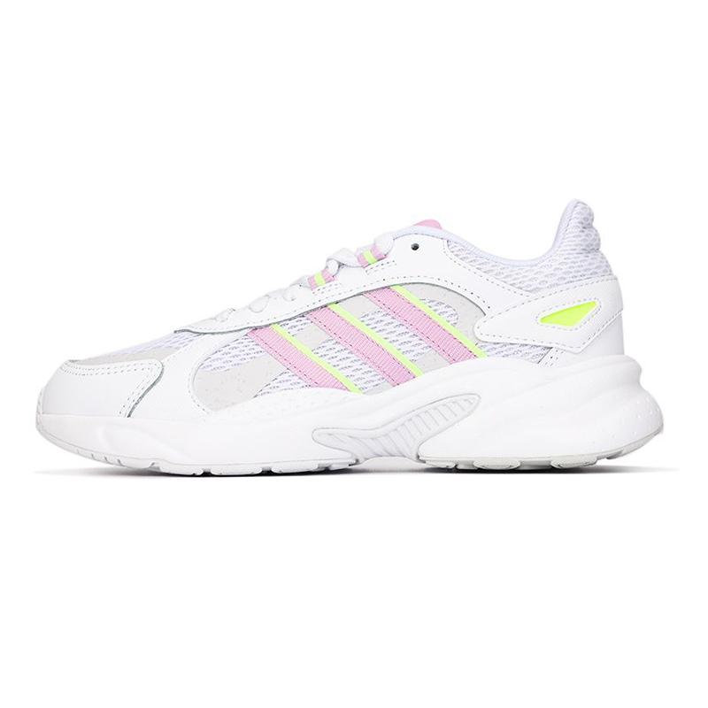 阿迪达斯生活Adidas NEO 女子 2021夏季新款耐磨运动鞋舒适休闲鞋缓震透气跑步鞋 FZ1289