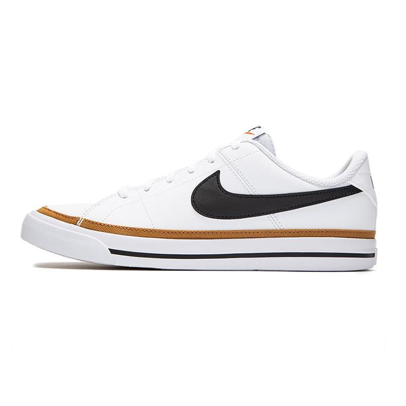 耐克NIKE 儿童 (GS)2021夏季新款运动鞋复刻鞋复古时尚耐磨鞋子透气低帮缓震小白鞋 DA5380-102