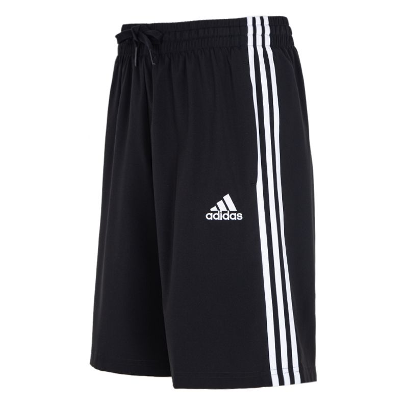 阿迪达斯ADIDAS 男子 2021夏季新品跑步训练健身运动裤时尚户外五分裤休闲短裤 GL0022