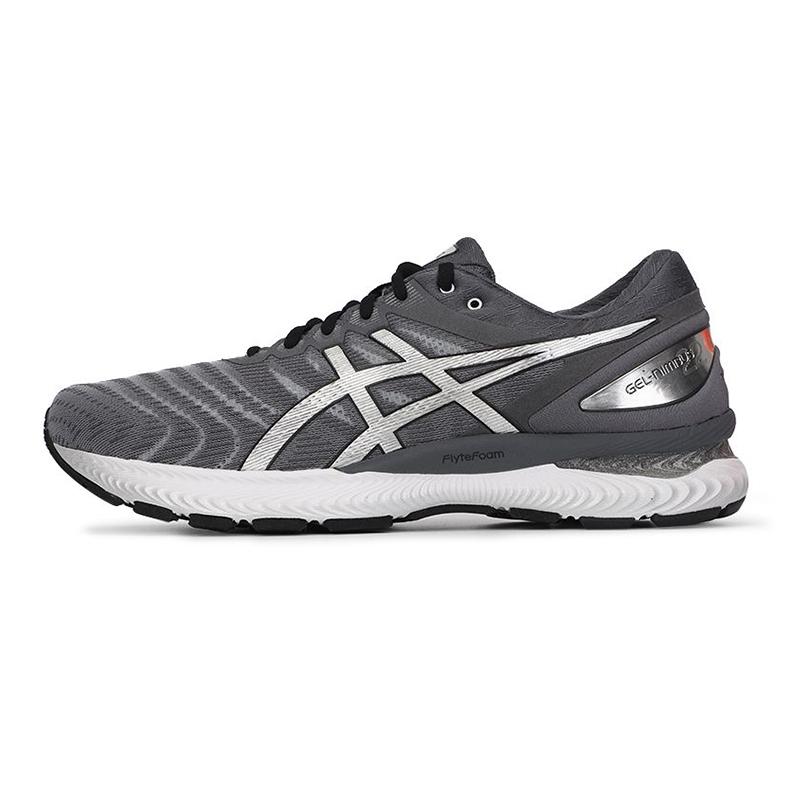 亚瑟士ASICS 男子 2021春季新款缓冲跑鞋休闲运动鞋 1011A779-020