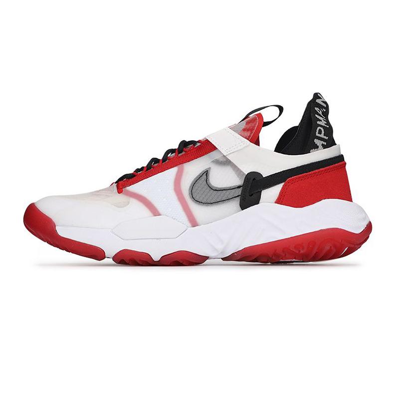耐克NIKE 男子 2021夏季新款JORDAN减震耐磨实战训练低帮场上篮球鞋 DM0978-601
