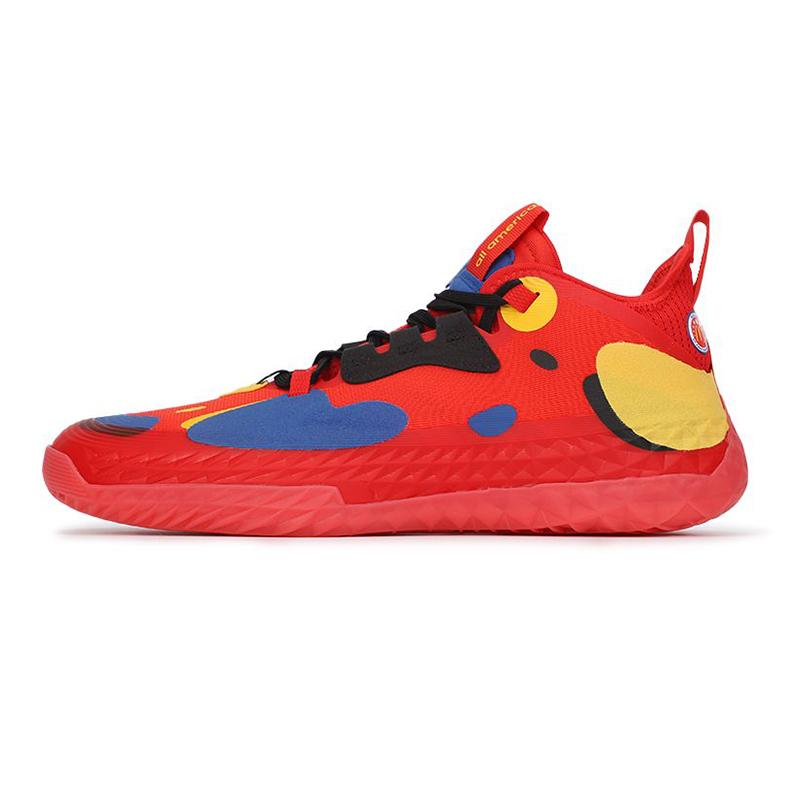 阿迪达斯ADIDAS 男女 2021夏季新款哈登5运动鞋健身跑步训练耐磨缓震签名款篮球鞋 FZ1292