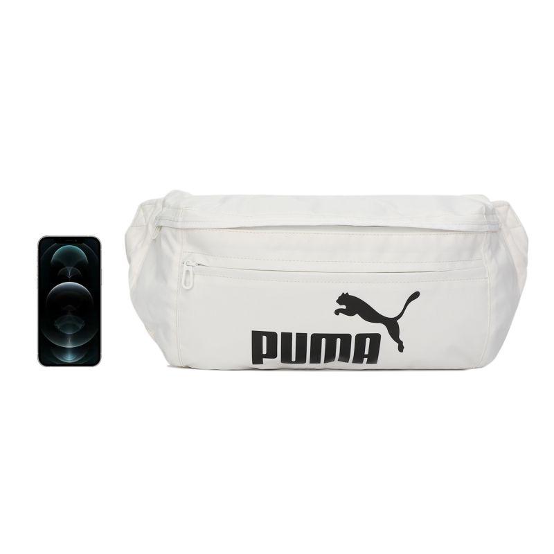 彪马PUMA  男女 2021夏季新品运动包时尚休闲挎包健身训练跑步腰包 078692-02
