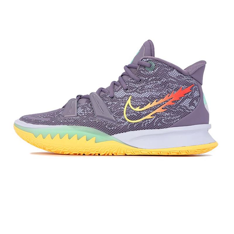 耐克NIKE 男子 2021夏季新款运动鞋训练耐磨实战篮球鞋透气时尚休闲鞋 CQ9327-500