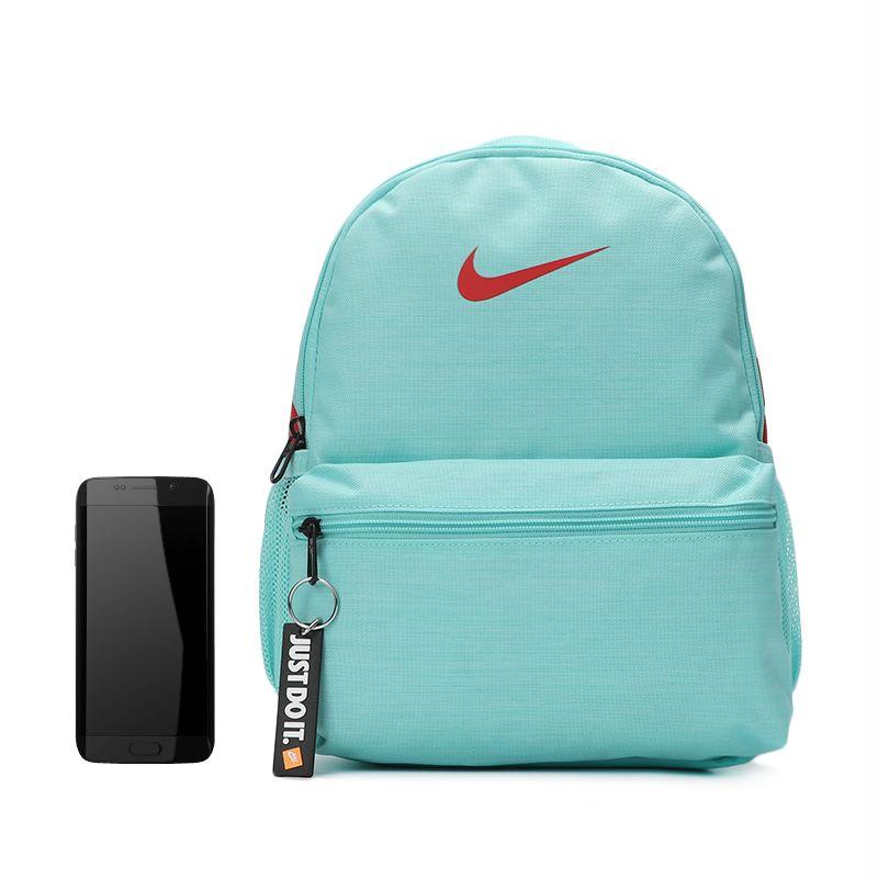 耐克NIKE 儿童 2021夏季新品运动包儿童旅行包随身包学生书包休闲双肩包 BA5559-307