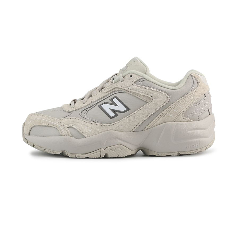 NEW BALANCE 女鞋 百搭休闲复古老爹鞋 WX452SR-B