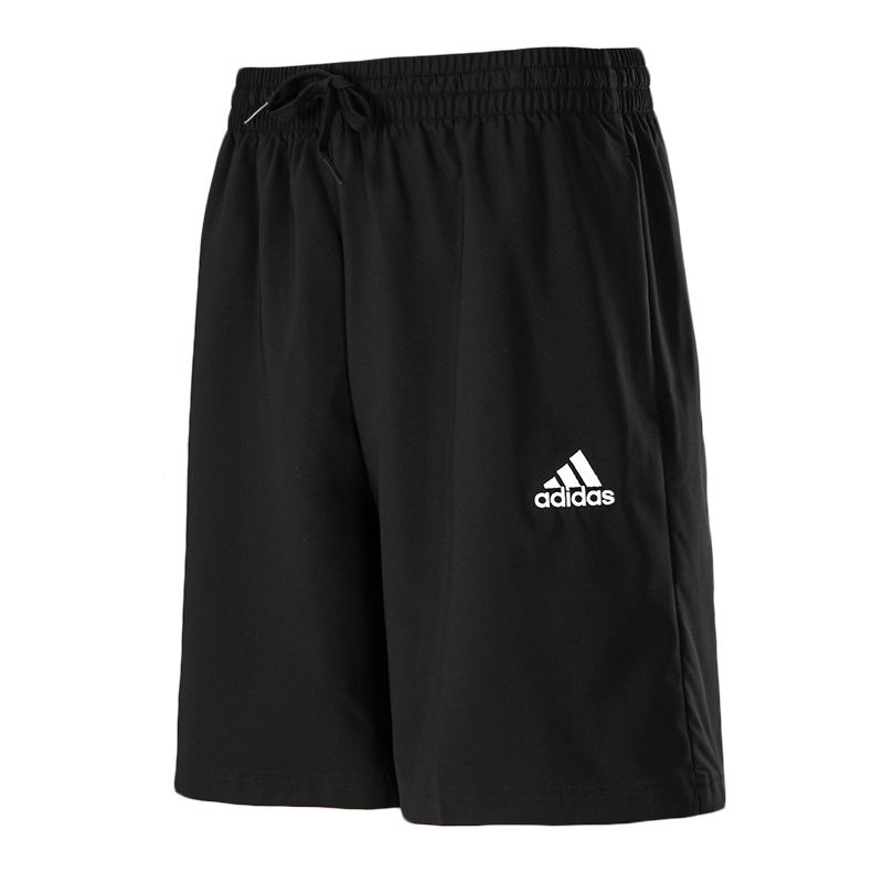 阿迪达斯ADIDAS 男子 2021新款运动裤跑步健身轻薄透气舒适休闲裤五分裤 GK9602