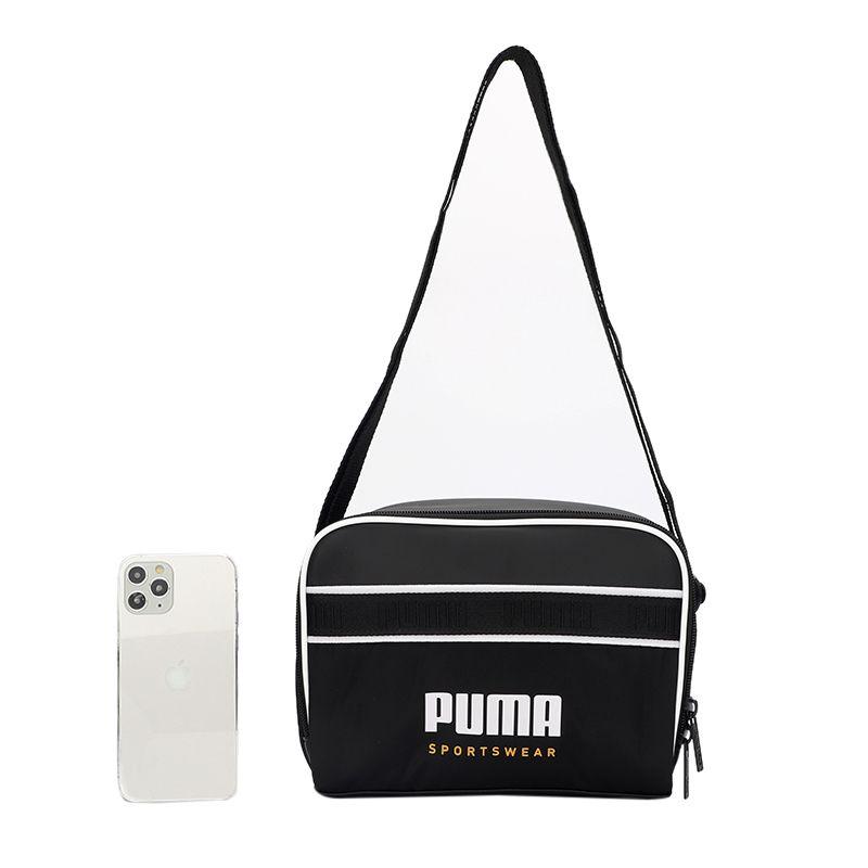 彪马PUMA 男女 2021新款运动包学生书包双肩包休闲时尚背包 078458-01