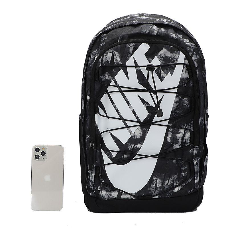 耐克NIKE 男女 2021新品运动包旅行包学生书包电脑包休闲背包双肩包 DA7759-010