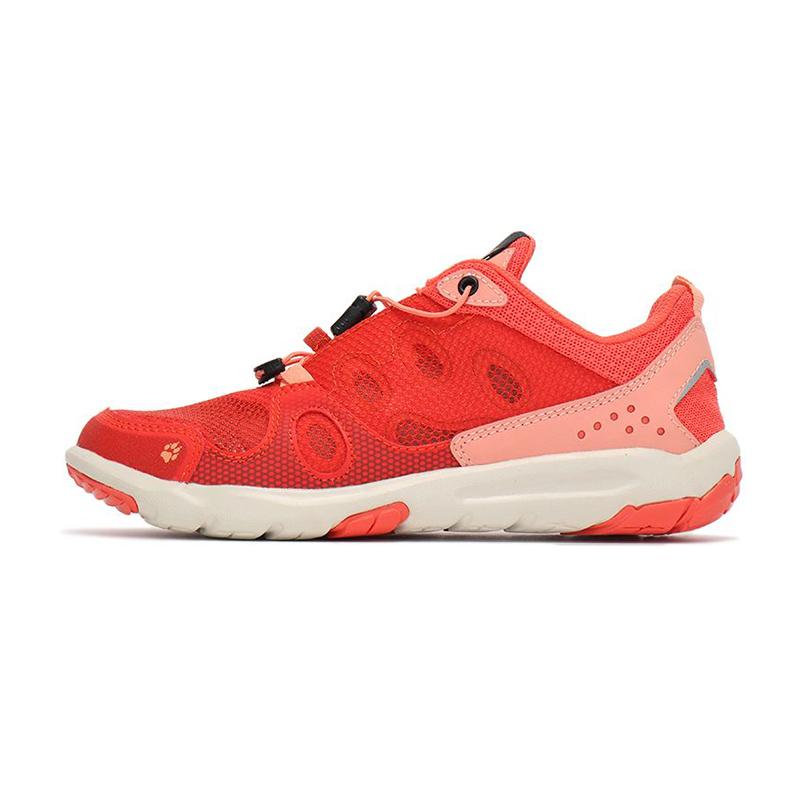 狼爪Jack wolfskin  女子 户外运动鞋休闲慢跑鞋溯溪鞋 4018971-2043