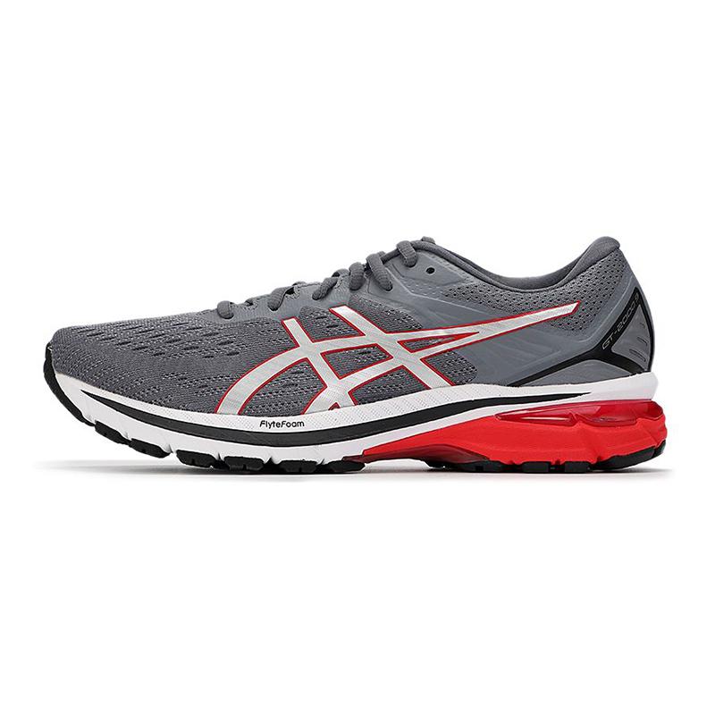 亚瑟士ASICS 男女 2021新款运动鞋缓震透气时尚训练休闲舒适耐磨路跑鞋 1011A983-024