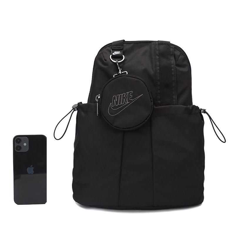 耐克NIKE  男女 2021新款大容量旅行运动包书包双肩背包 CW9335-010