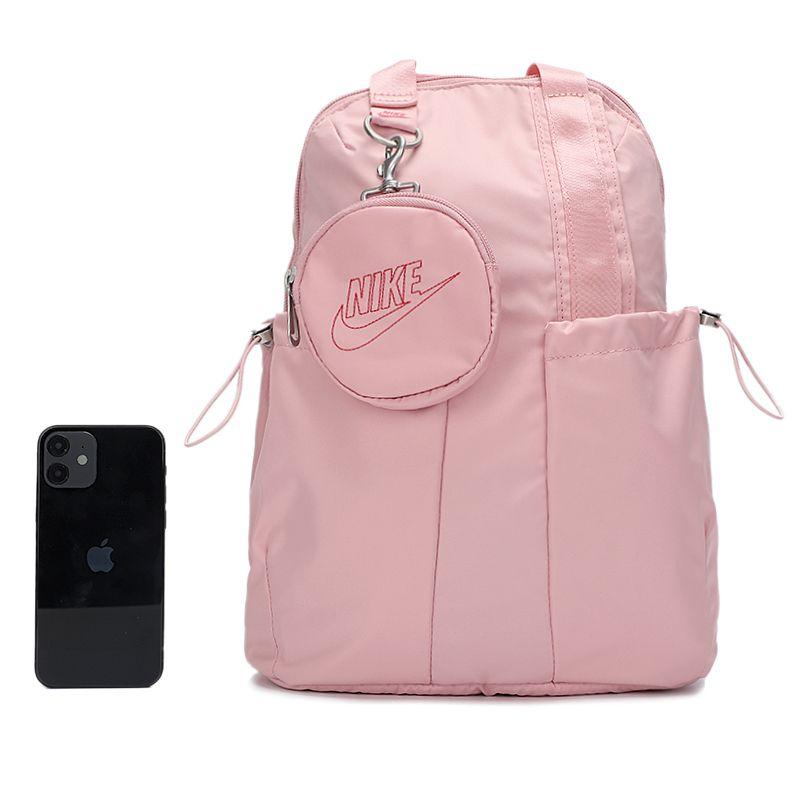耐克NIKE 男女 2021新款运动包休闲包户外旅行包双肩包学生书包情侣背包 CW9335-630