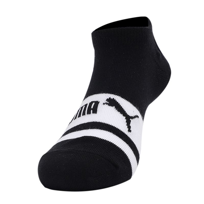 彪马PUMA 男女 2021新款运动袜跑步健身舒适透气休闲袜 935393-01