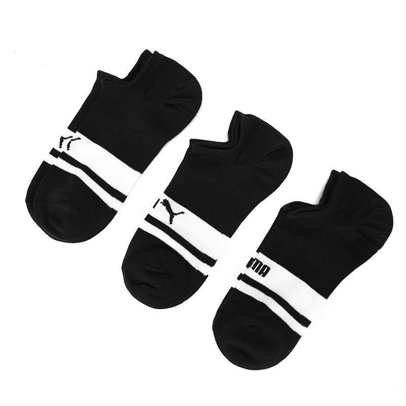 彪马PUMA  男女 2021新款运动袜子舒适透气袜子情侣袜 935384-01