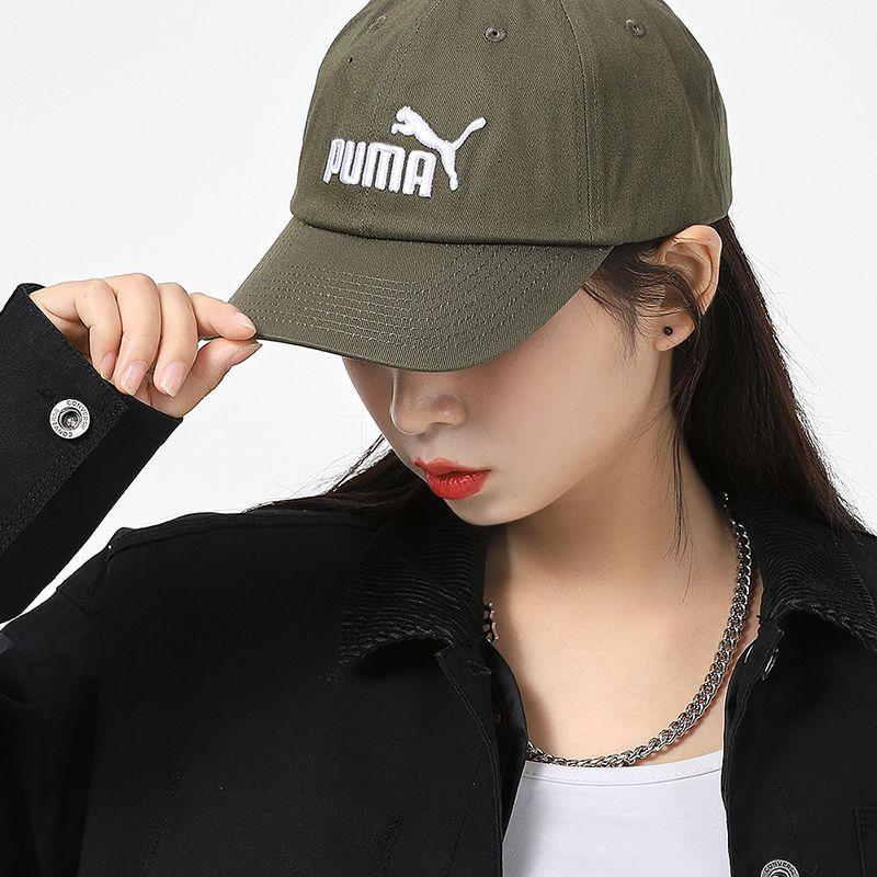 彪马PUMA  男女 2021新款情侣运动帽旅游登山遮阳帽棒球帽鸭舌帽休闲帽 022416-64