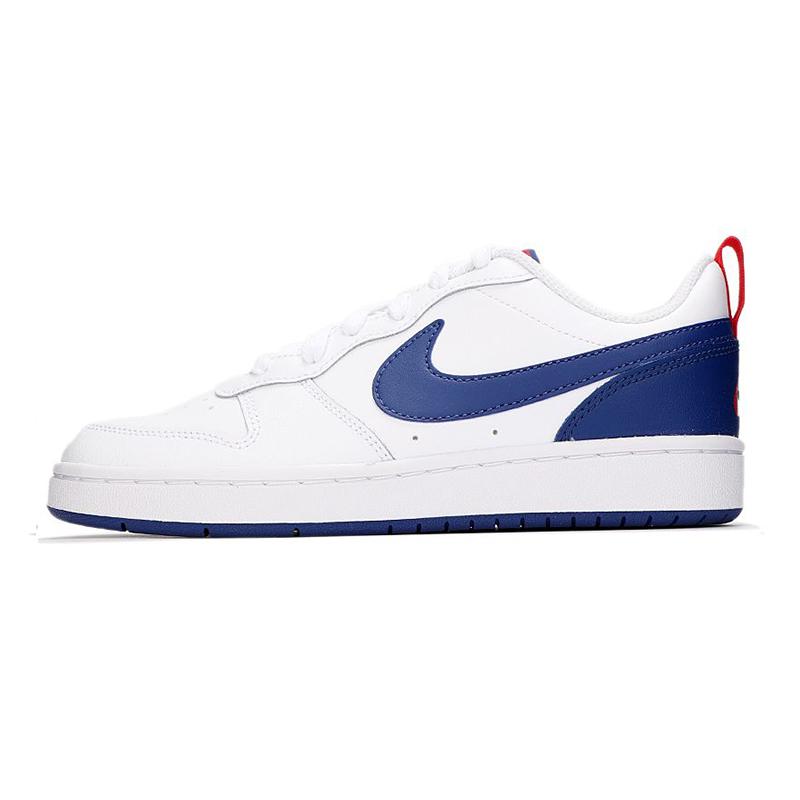 耐克NIKE 大童 (GS) 2021新款运动鞋复古时尚耐磨舒适轻便透气板鞋休闲鞋 BQ5448-113