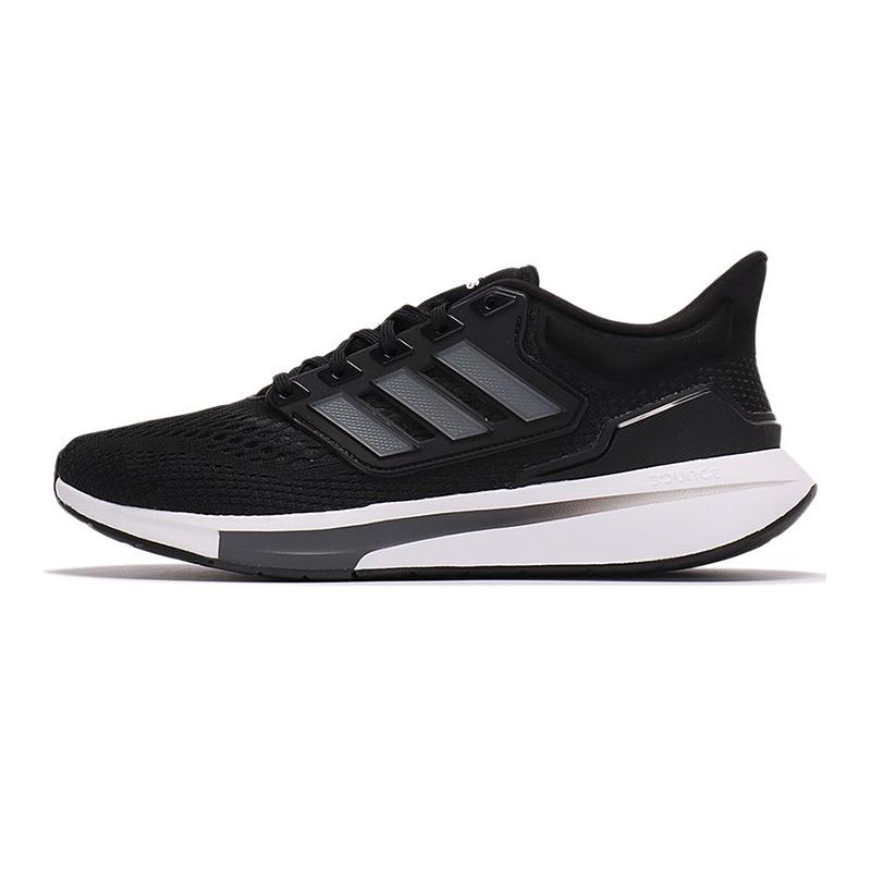 阿迪达斯ADIDAS 男子 2021新款运动鞋EQ21 RUN运动健身跑步鞋休闲鞋 H00512