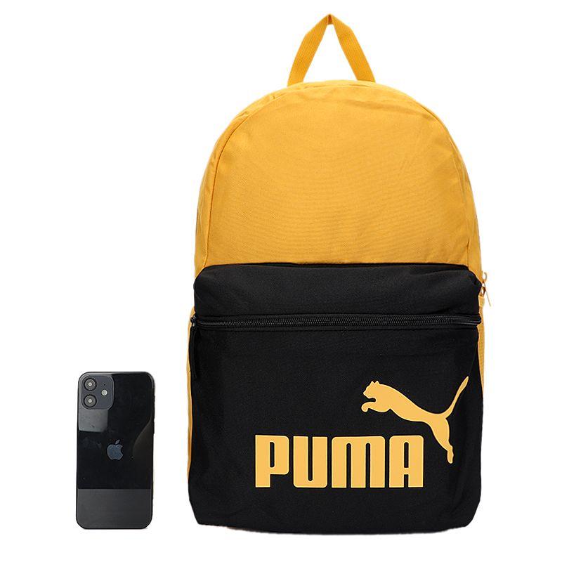彪马PUMA  男女 2021新款运动包旅行包学生书包休闲背包舒适双肩包电脑包 075487-59