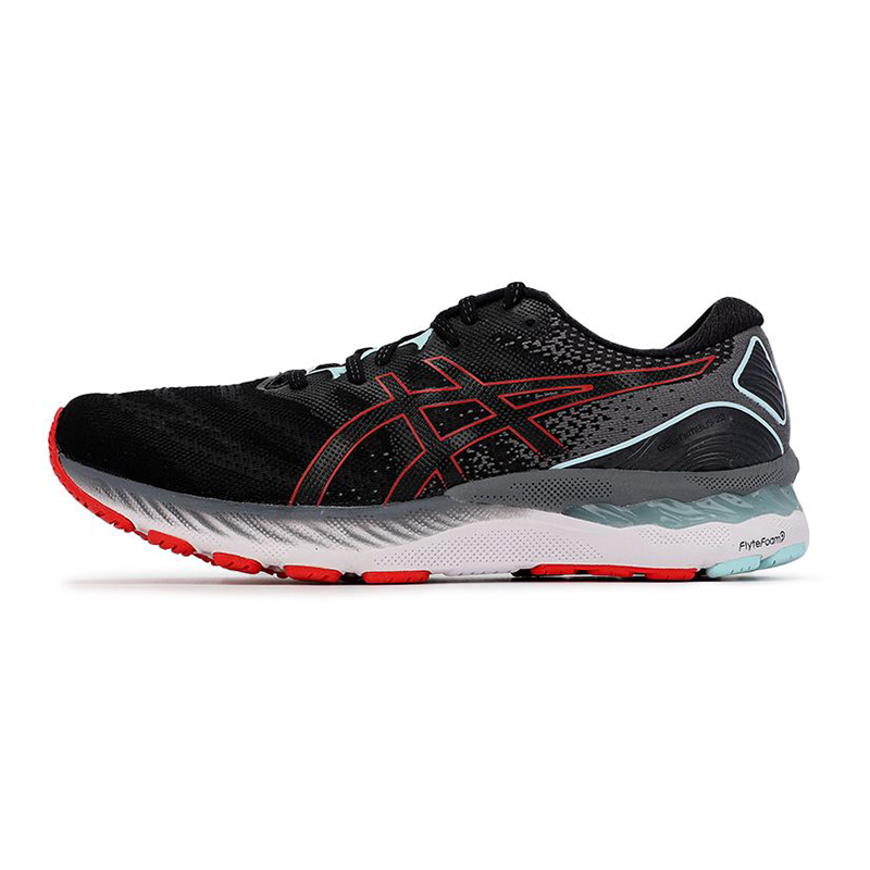 亚瑟士ASICS 男子 2021新款运动鞋 GEL-NIMBUS 23舒适休闲鞋耐磨防滑透气跑步鞋 1011B004-007