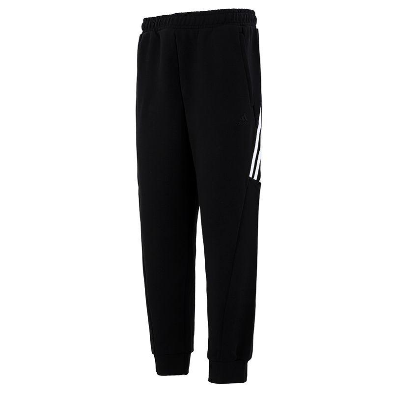 阿迪达斯ADIDAS 男子 2021新款运动裤跑步健身训练轻薄透气舒适休闲长裤 H65647