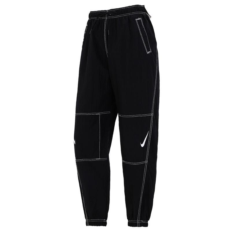 耐克NIKE  女子 2021新款跑步训练健身舒适透气休闲梭织小脚运动裤 DD5573-010