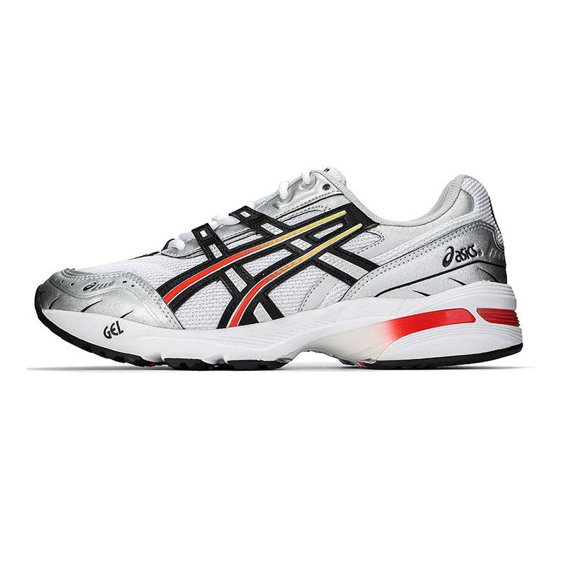 亚瑟士ASICS 男子 2021新款运动鞋 GEL-1090 马拉松跑鞋稳定支撑短跑跑步鞋 1021A285-100
