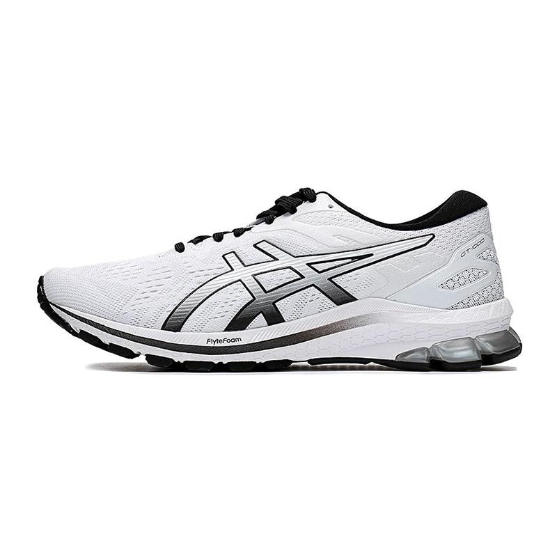 亚瑟士ASICS 男女 2021新款GT-1000 10运动鞋耐磨网布透气跑步鞋 1011B001-101