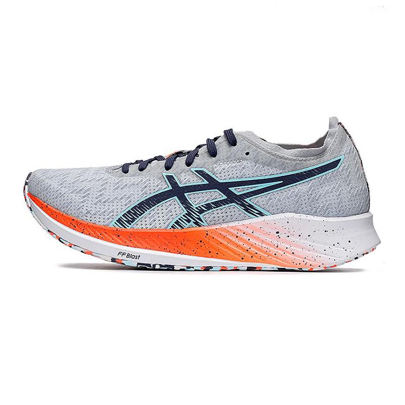 亚瑟士ASICS 男女 2021新款减震耐磨稳定支持竞速运动鞋 1011B326-960