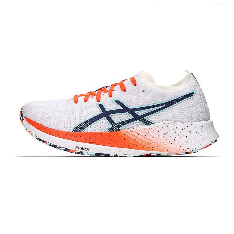 亚瑟士ASICS 女子 2021新款运动鞋休闲鞋缓震慢跑舒适耐磨透气跑步鞋 1012B172-960