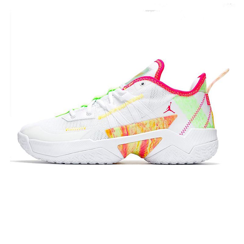 耐克NIKE  男子 2021新款JORDAN ONE TAKE II运动鞋缓震篮球鞋 CW2458-163