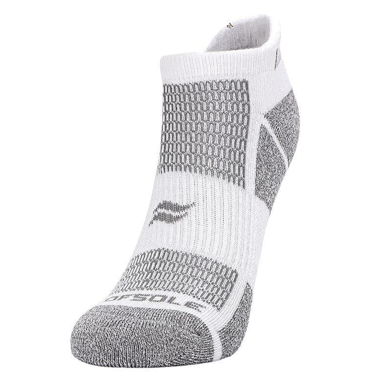 舒足速乐SOFSOLE 女子 2021新款3双装竹纤维运动袜中袜 20291