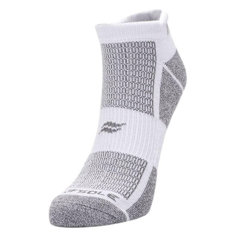 舒足速乐SOFSOLE 男子 2021新款3双装竹纤维运动袜中袜 20293
