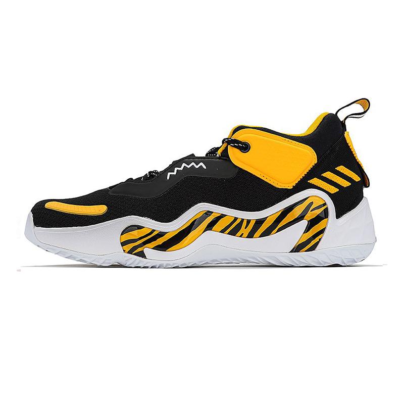 阿迪达斯ADIDAS  男子 2021新款米切尔3代运动鞋场上休闲舒适篮球鞋 GV7275
