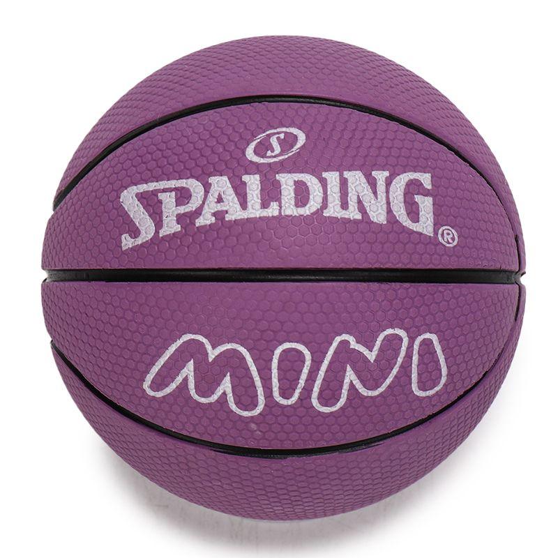 斯伯丁SPALDING 男女 2021新款高弹力橡胶儿童玩具礼品1号小皮球摆件 51-339Y