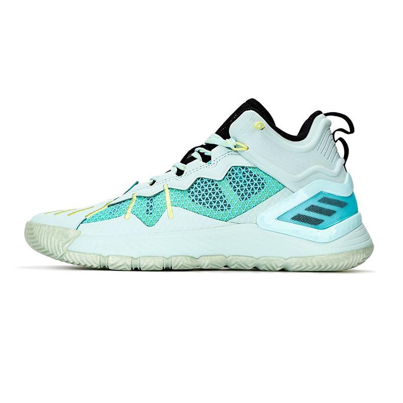 阿迪达斯ADIDAS 男子 2021新款罗斯实战篮球运动鞋 GW7650