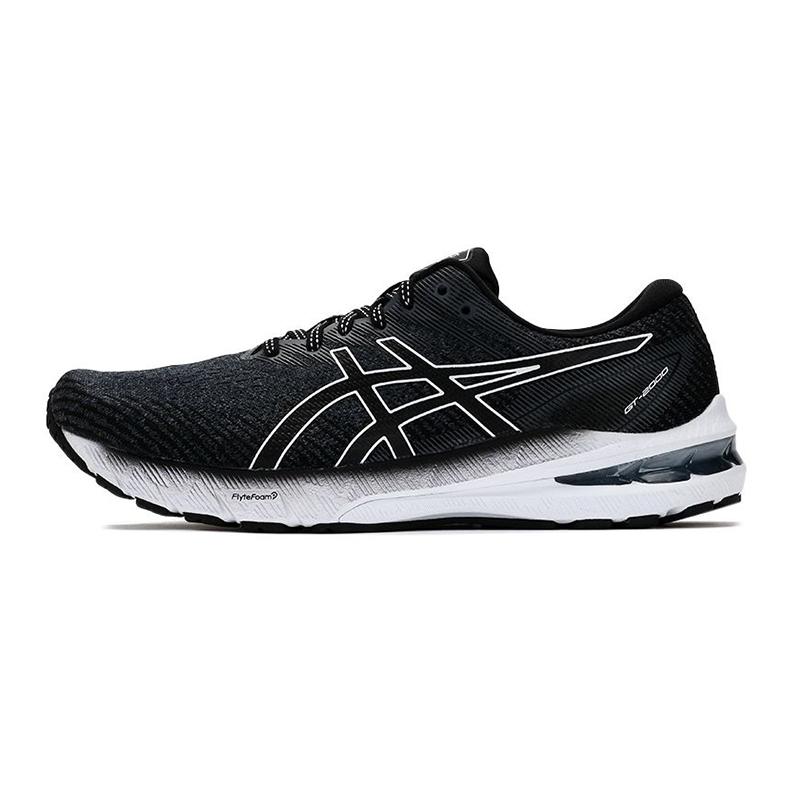 亚瑟士ASICS 男女 2021新款户外跑步训练休闲鞋耐磨舒适透气运动鞋 1011B185-002