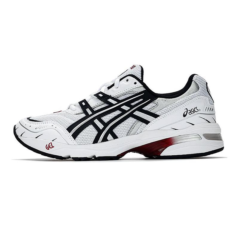 亚瑟士ASICS  男女  2021新款舒适运动休闲耐磨透气慢跑跑步鞋 1201A484-101