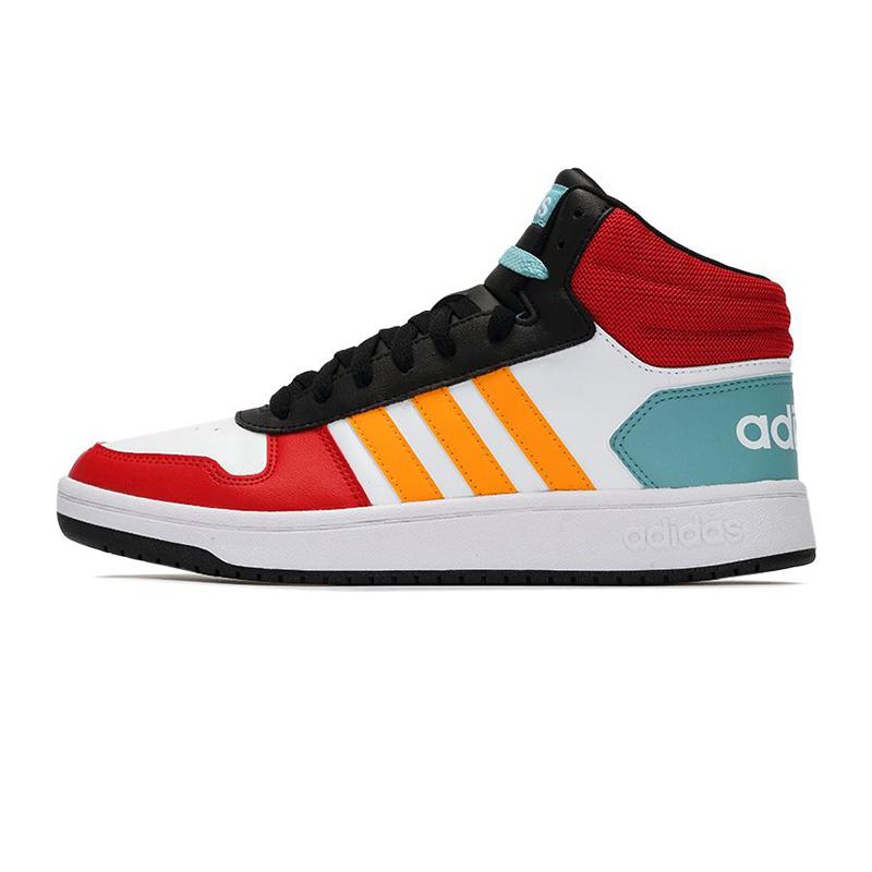 阿迪达斯生活Adidas NEO 男子 2021新款运动时尚耐磨复古舒适透气休闲板鞋 GY5890