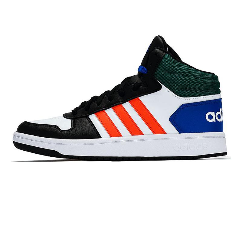 阿迪达斯生活Adidas NEO 男子 2021新款运动时尚耐磨复古舒适透气休闲板鞋 GY5891