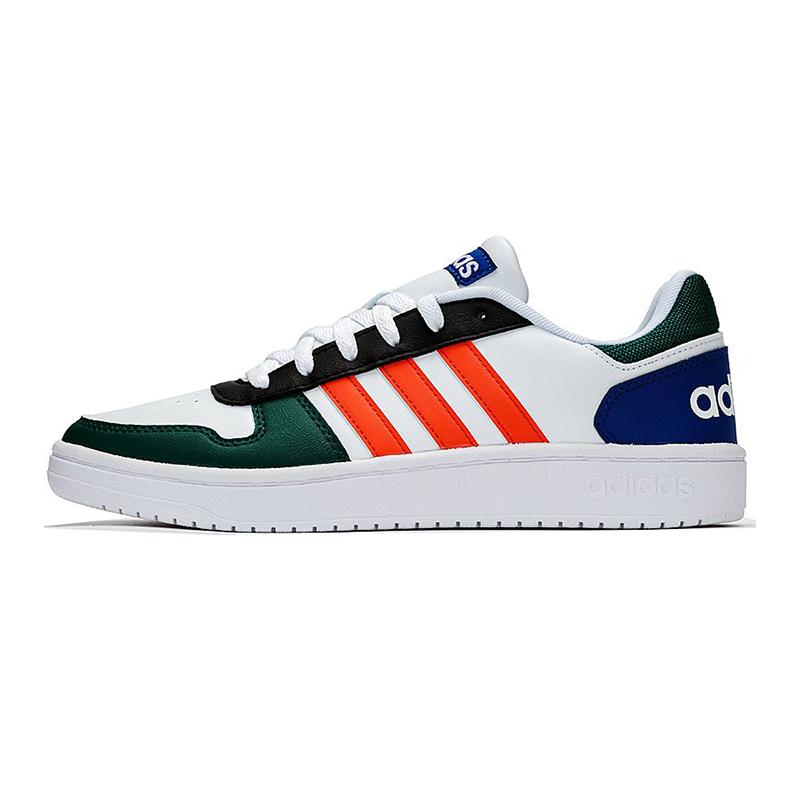 阿迪达斯生活Adidas NEO 男子 2021新款运动时尚耐磨复古舒适透气休闲板鞋 GY5898