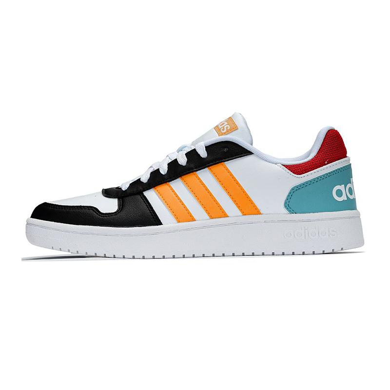 阿迪达斯生活Adidas NEO 男子 2021新款运动时尚耐磨复古舒适透气休闲板鞋 GY5899
