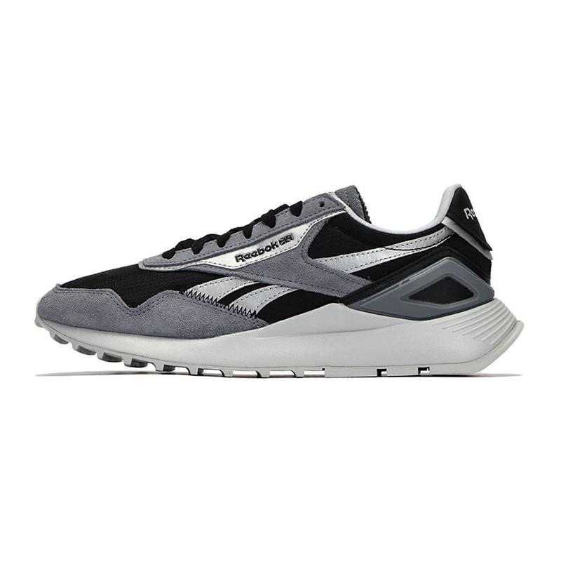 锐步Reebok  男女 2021新款运动缓震透气休闲舒适轻质耐磨时尚潮流跑步鞋 H69114