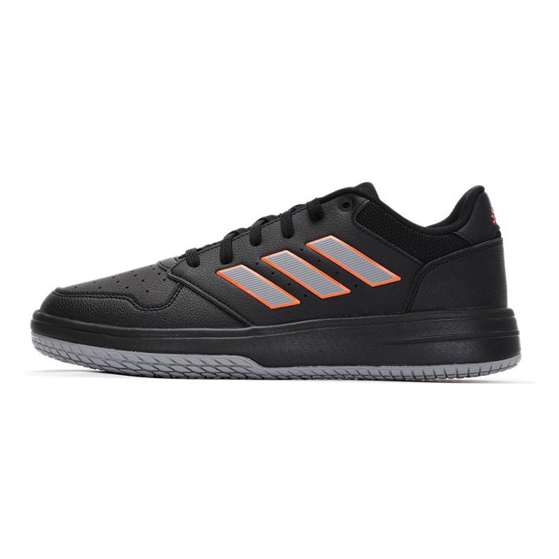 阿迪达斯ADIDAS 男子 2021新款复古耐磨舒适轻便透气休闲鞋 H04444