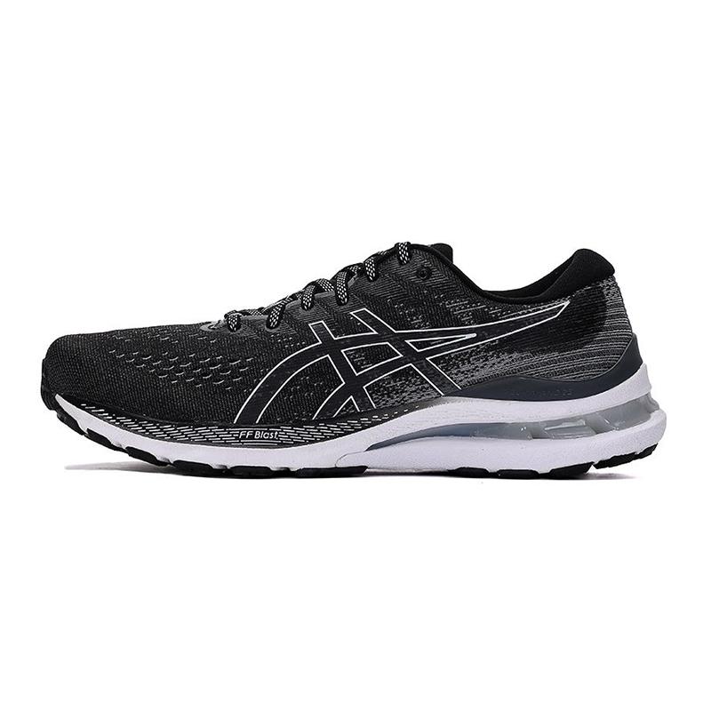 亚瑟士ASICS 男子 2021新款 GEL-KAYANO 28专业跑鞋缓冲支撑稳定透气缓震跑步鞋 1011B189-003