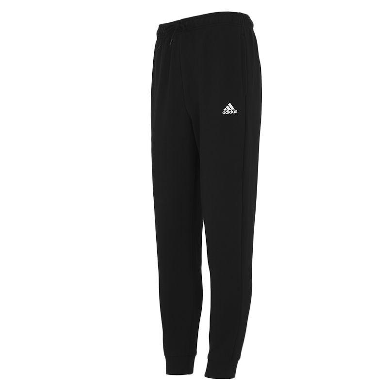 阿迪达斯ADIDAS 男子 2021新款运动跑步训练健身收口休闲裤 HB5083