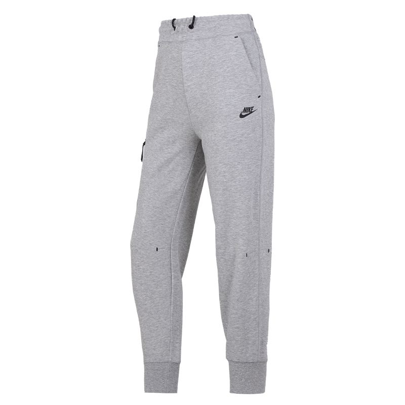 耐克NIKE 女子 2021新款运动跑步训练出行透气休闲针织长裤 CW4293-063